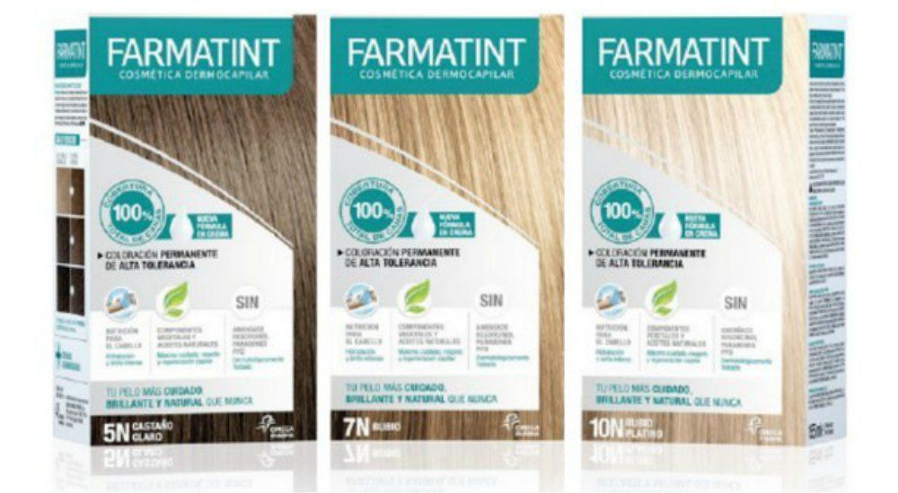 Farmatint, la coloración permanente más valorada