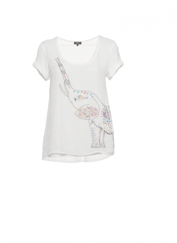 SURKANA Camiseta elefante PVP. 29,90 €