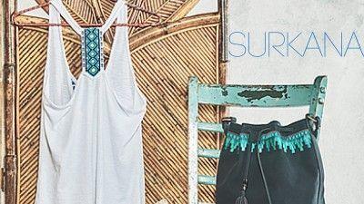 Roots, la colección de Surkana Primavera-Verano '16