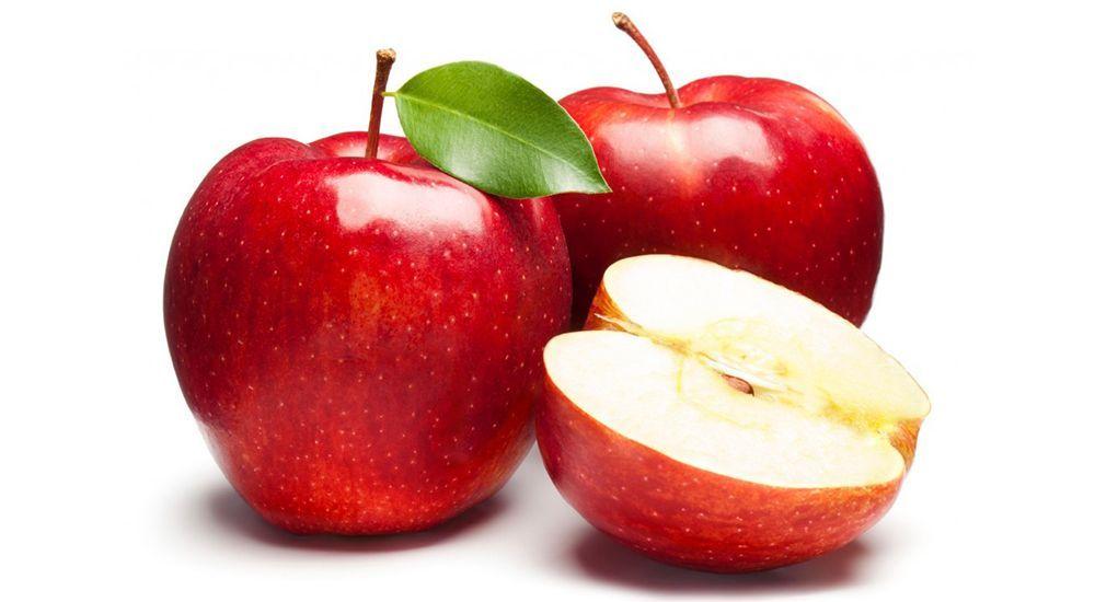 Mascarilla nocturna de manzana