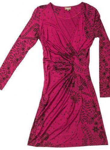 vestido rojo surkana