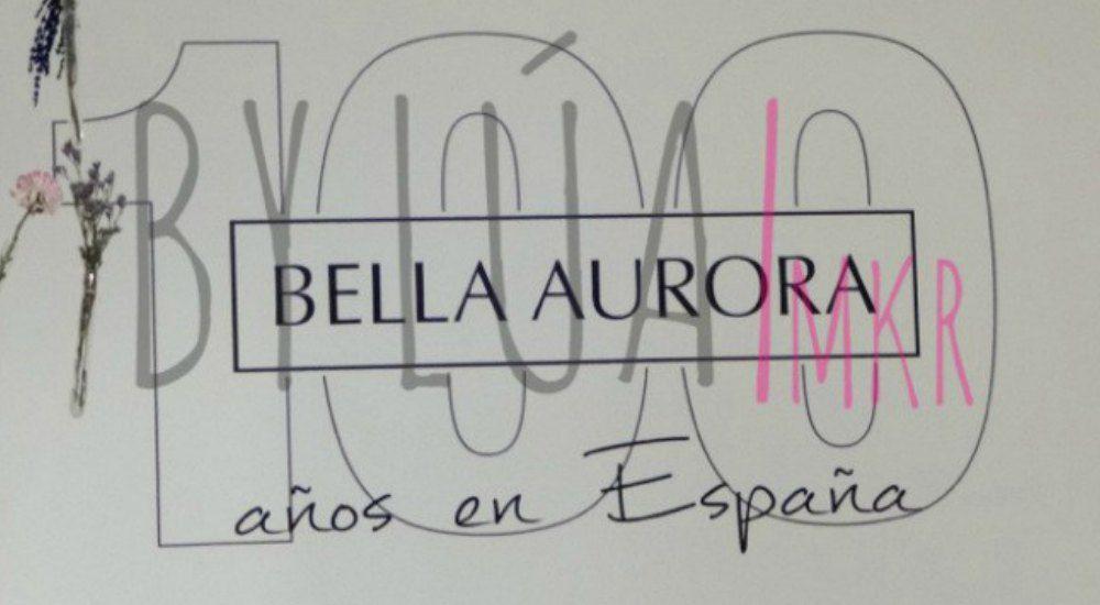Bella Aurora cumple 100 años en España
