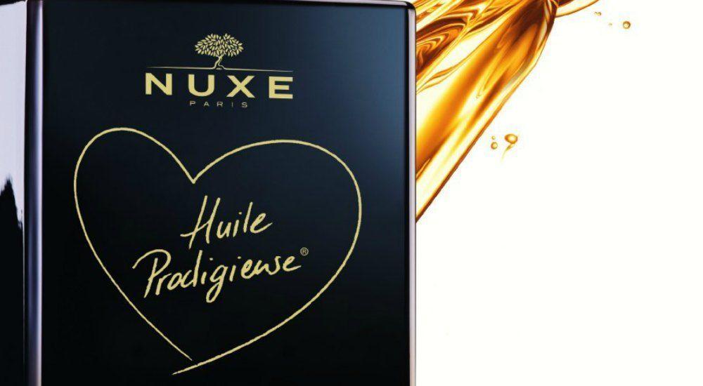 Huile Prodigieuse. Edición limitada de Nuxe.