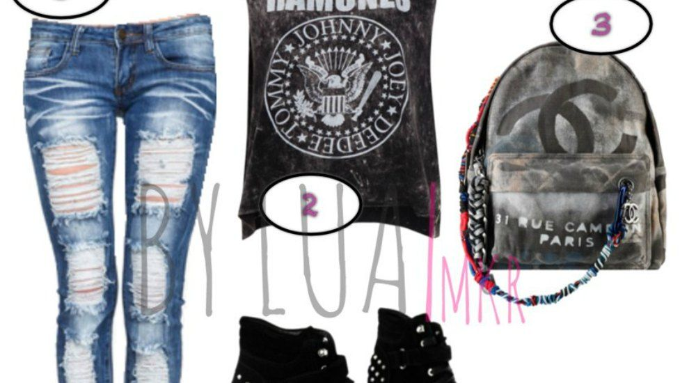 Outfit | Rocker