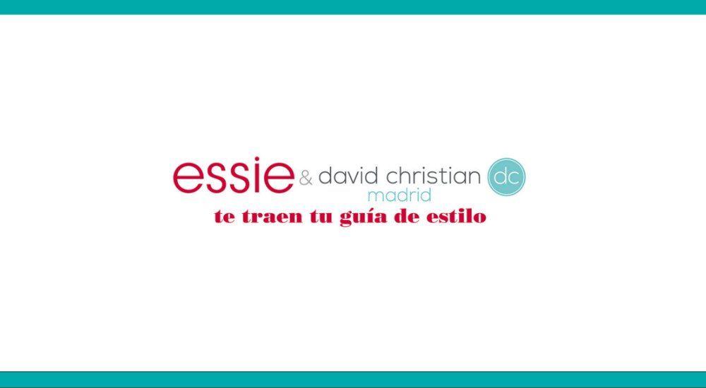 Essie y David Christian crean looks clave para Navidad