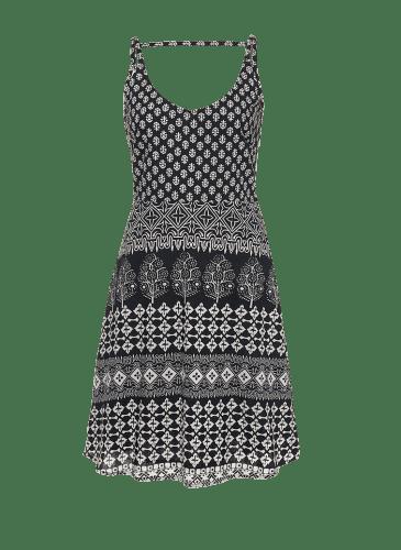 SURKANA Vestido medio tirante fino PVP. 39,90€