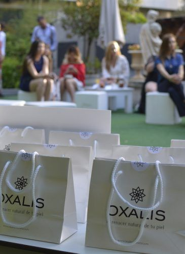 presentación oxalis