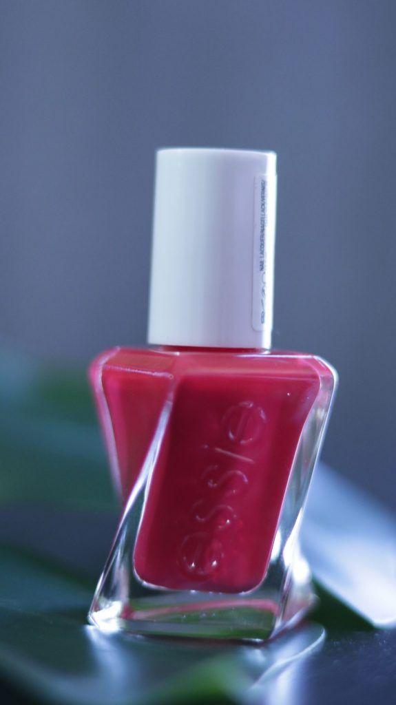 Gel Couture. La alta costura viste tus uñas.