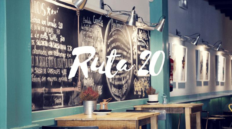 Restaurante Gastrobar Ruta 20 para disfrutar con amigos